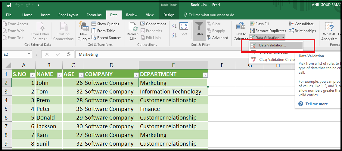 how to create drop down list in excel 2010 pdf