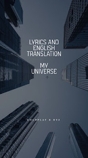 Coldplay & BTS - My Universe   Lyrics and English Translation 1