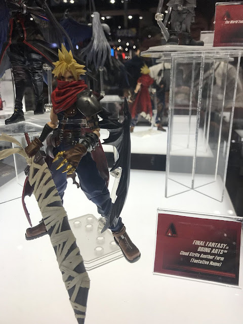 FINAL FANTASY BRING ARTS Cloud Another Form ver.(クラウド アナザーフォームver.)