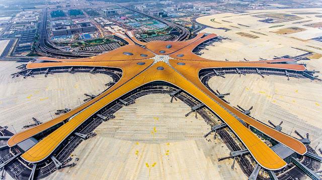 Sân bay Daxing, Bắc Kinh