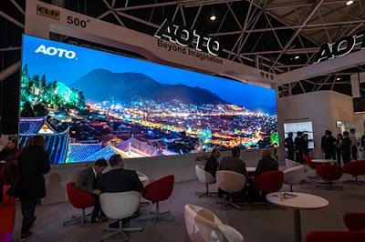 Địa chỉ cung cấp màn hình led p3 indoor tại Sơn La