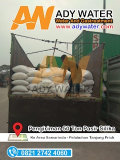 harga pasir silika per kg
