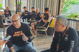 Club Moge (RGOG) Indonesia Gelar Bhakti Sosial & Promosikan Pariwisata NTB