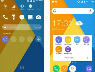 احصل على شكل هاتف Galaxy Note 8 الرائع على هاتفك الأندرويد عبر هذا التطبيق