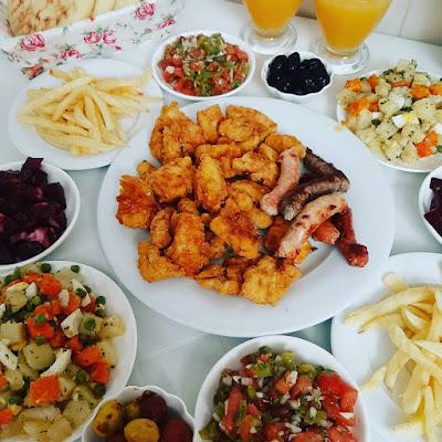 غداء مغربي سهل و سريع