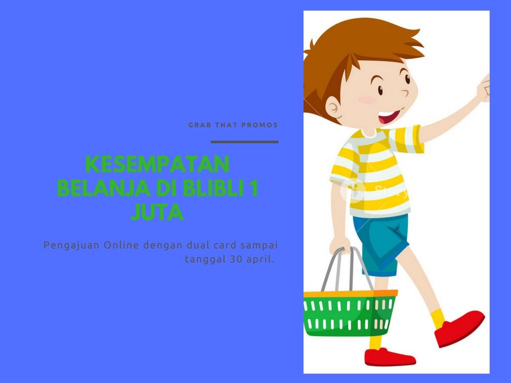Keunggulan Kartu Kredit Standard Chartered Berhadiah Voucher 1juta Blibli 1 Juta