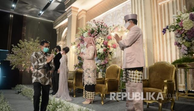 Pemkot Bandung Izinkan Resepsi Pernikahan, 20 Tamu Per Sesi