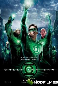 Capa do Filme Lanterna Verde