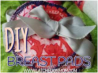 Breast Pads Tutorial
