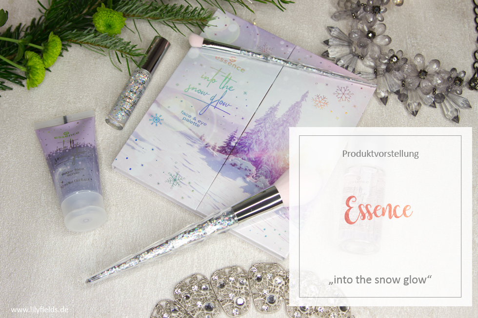 Essence - into the snow glow - Review und Swatches