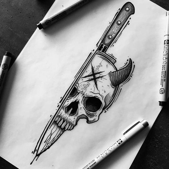 Gothic Tattoo Ideas And Meanings