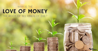 Seeds Of Destiny (SOD): 11 October 2020 - Dealing With The Love Of Money