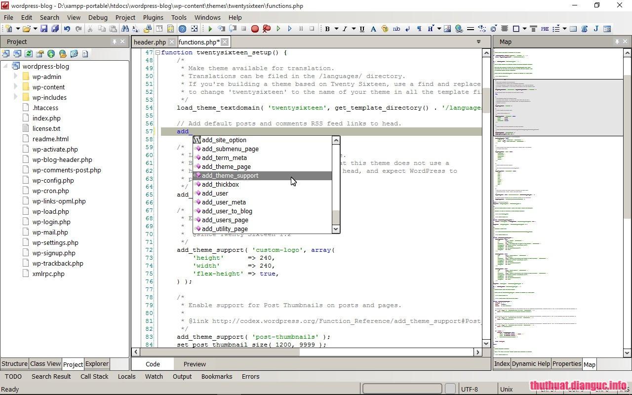 Download CodeLobster IDE Professional 1.5.1 Full Crack, phần mềm biên dịch mã nguồn đa nền tảng, CodeLobster IDE Professional, CodeLobster IDE Professional free download, CodeLobster IDE Professional full key