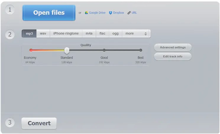 Free Web Apps : Online εφαρμογή για την επεξεργασία καταγραφή και μετατροπή αρχείων βίντεο και ήχου