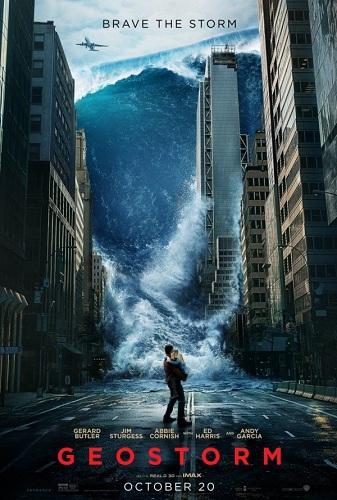 Film Geostorm 2017
