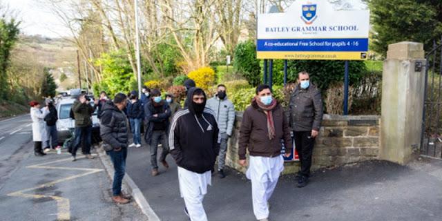 Aksi Protes Meletus Di Sekolah Inggris Atas Penayangan Kartun Nabi Di Kelas
