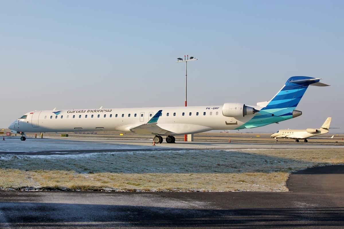 Bombardier Crj1000 Next Generation Aircraft Wallpaper 3463