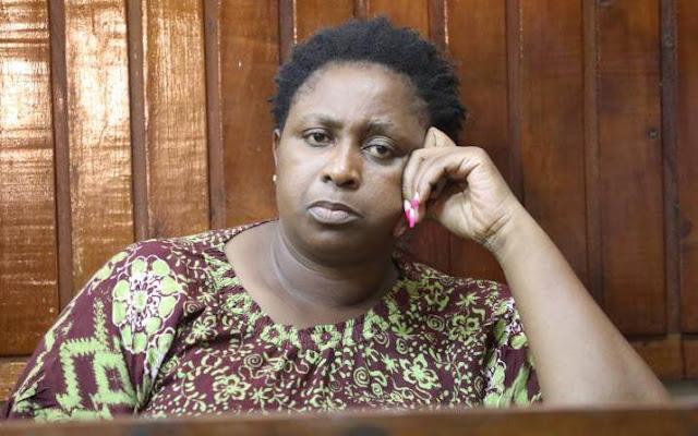 Malindi MP Aisha Jumwa murder case photo