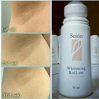 scion deodorant roll on nuskin nu spa