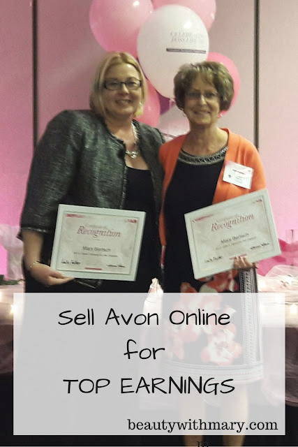 Avon Tips for Selling Online