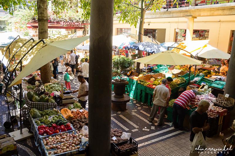 Mercado dos Lavradores, market Funchal, Madeira