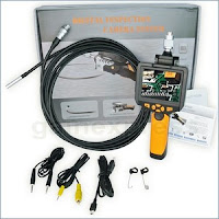 Borescope NTS 200 ( Flexible Cable Camera ) CALL 0812-8222-998