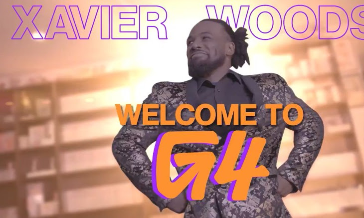 Xavier Woods Signs With G4