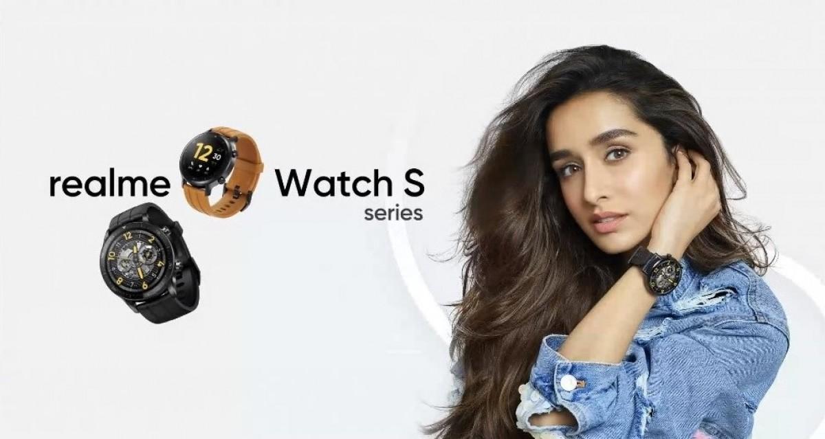 Realme Watch S Pro dan Realme Watch S Master Edition