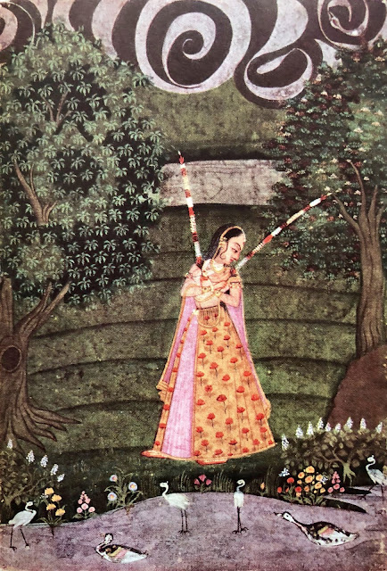 miniatures Mughal painting moghol peintures Hindustani Raga Indian music musique indienne sitar tabla