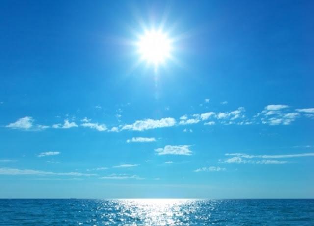 Καλοκαιρία με υψηλές θερμοκρασίες μέχρι αρχές Οκτωβρίου