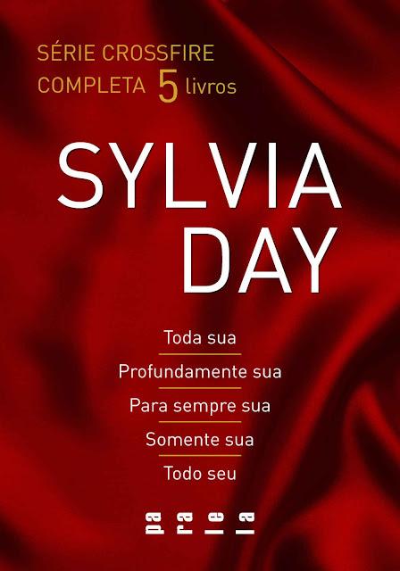 Série Crossfire completa Sylvia Day