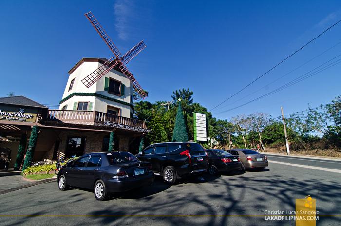 Cavite swiss weekend staycation at crosswinds tagaytay - Crosswinds tagaytay swimming pool ...