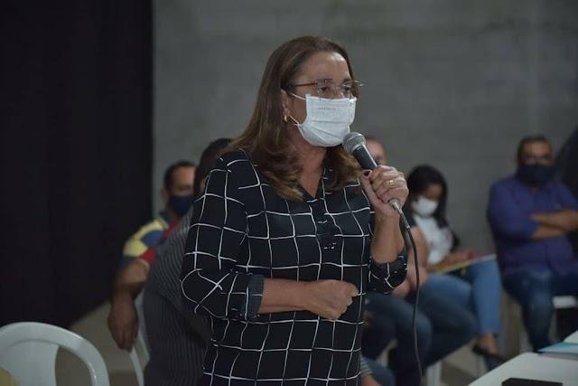 Sônia Chaves quer promover melhorias no serviço de saneamento básico de Novo Gama