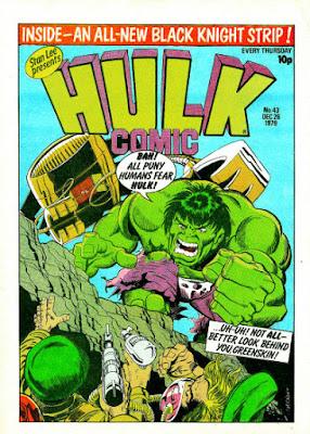 Hulk Weekly #43