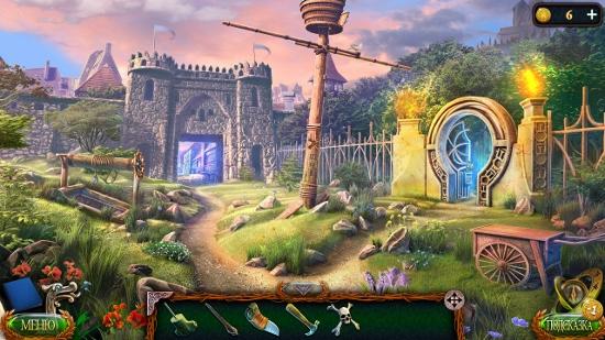 на верху столба багор и манускрипт в игре затерянные земли 4 скиталец