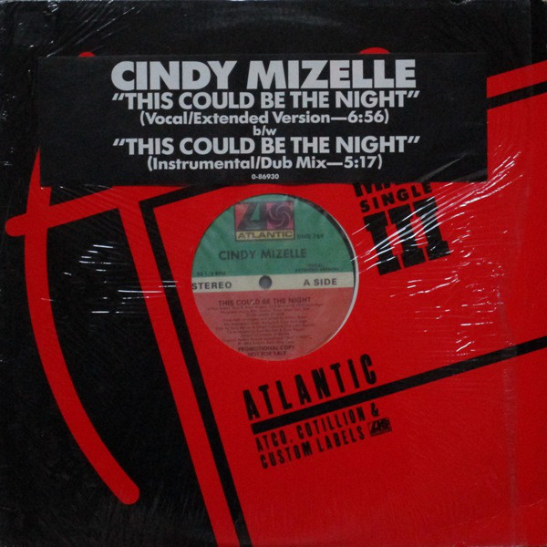 Cindy Mizelle This Could Be The Night