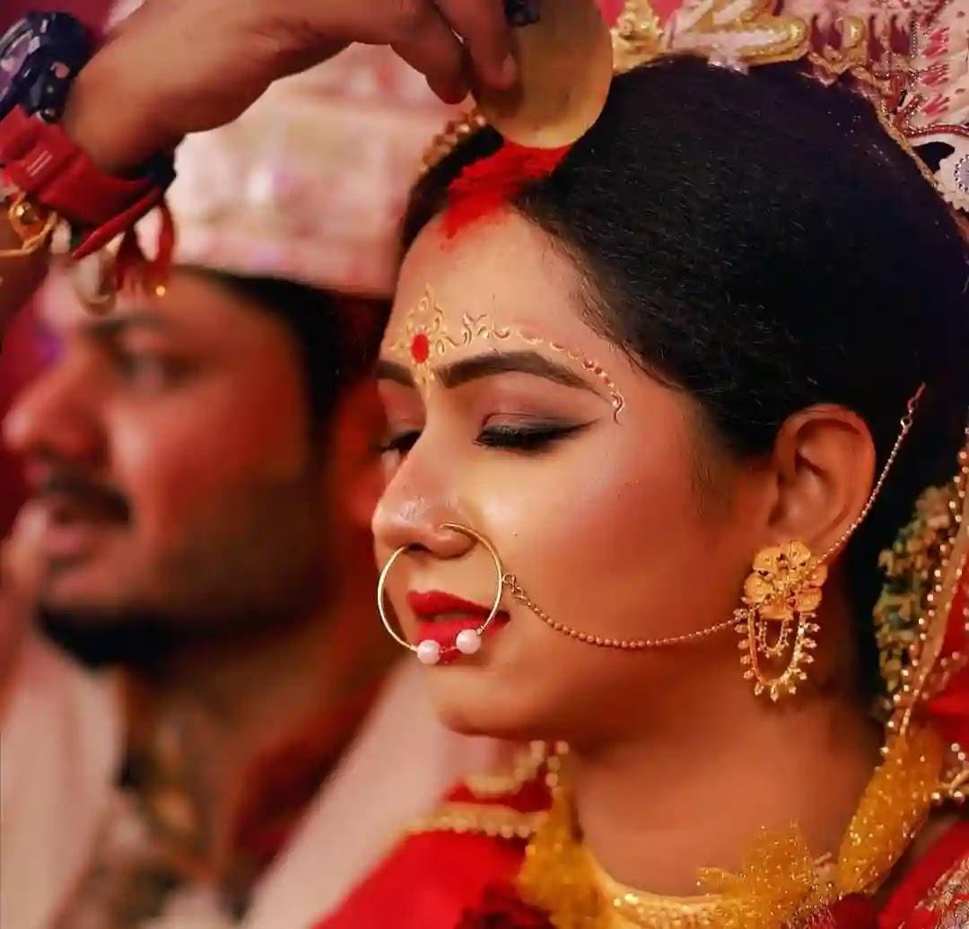 10 Beautiful Bengali Wedding Moments | Weeding Photos
