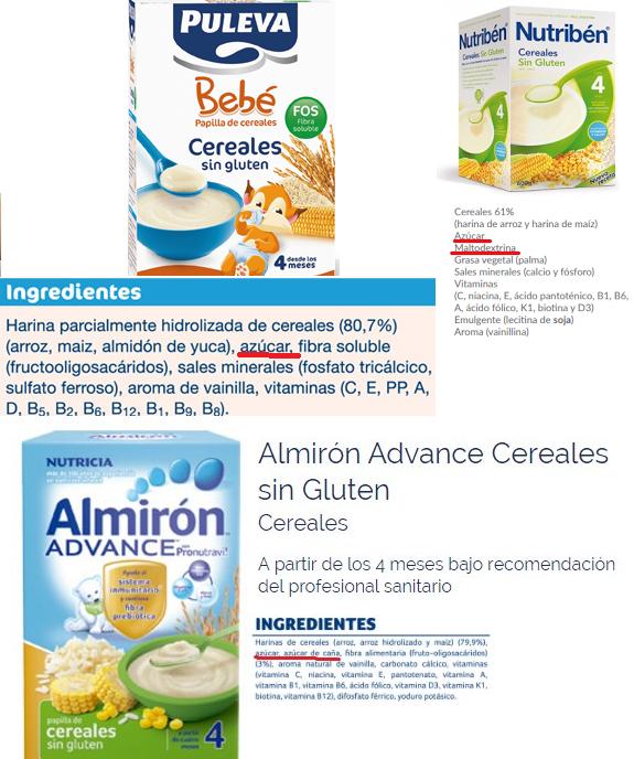 Dime que comes papillas de cereales para beb s innecesarias - Cereales bebe 5 meses ...