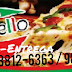 Pizza um alimento com benefícios para sua saúde.