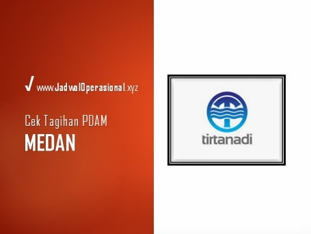 Cek Tagihan PDAM Medan