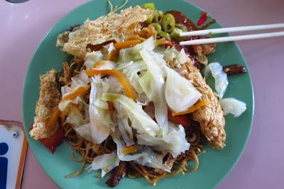 Keat Lim Vegetarian Food (吉林(齋)素食), vegetarian noodle