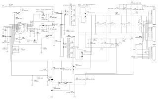 Changhong LT52510F AOC L52BS83FU SMPS SCHEMATIC 715T2919 1 ...