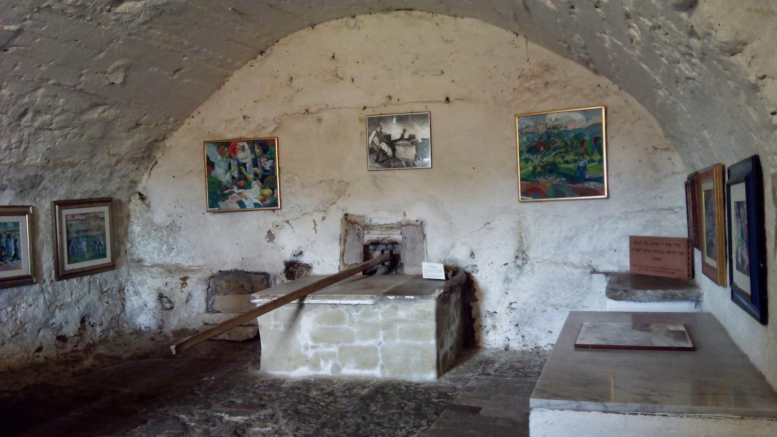 Pitigliano forno2 - Pitigliano, cultura e vinho na Toscana da Maremma!