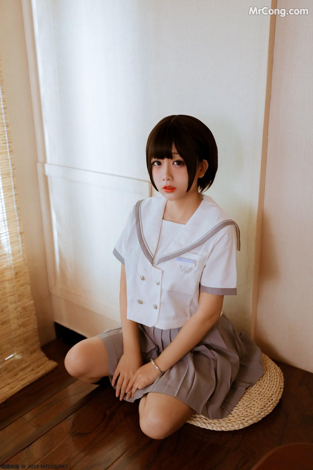 [MTCos] 喵糖映画 Vol.039: 和风少女 (40P)