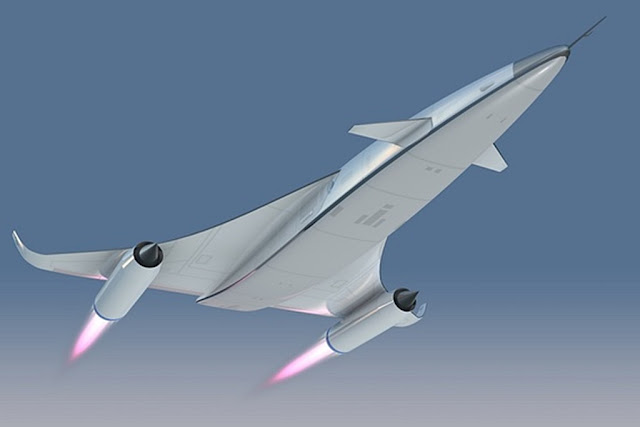 Test Sabre engine Mach 5