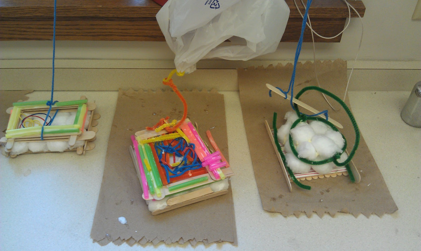 The Cool Science Dad Egg Drop Experiment