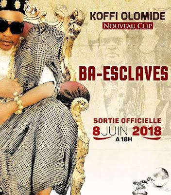 Koffi Olomide - Ba-Esclaves