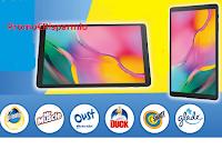 Logo Da Conad ''Vinci un tablet con SC Johnson'': ecco come partecipare