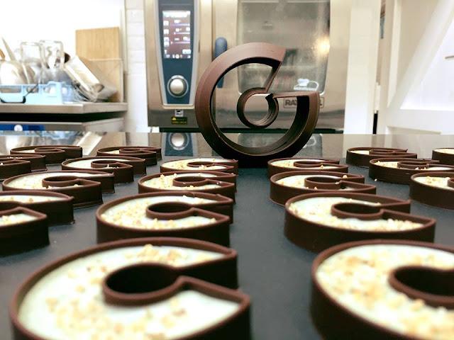 Imprimante 3D chocolat: visite du Smart gastronomy Lab à Gembloux