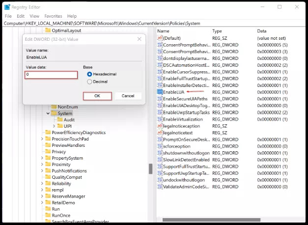 Cara Mematikan User Account Control (UAC) di Windows 11-4